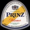 Prinz Pilsnener - Frontlabel