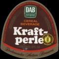 Kraftperle - Frontlabel