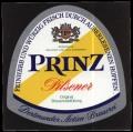 Prinz Pilsener - Frontlabel