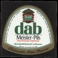 Meister Pils - Frontlabel