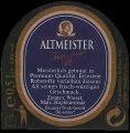 Altmeister back label