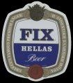 Fix Hellas Beer - Frontlabel