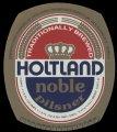 Holtland Traditionally Brewed Noble Pilsner