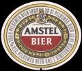 Amstel Bier - Oval Label
