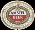 Amstel Bier - Oval Label - expires 15 june 1983