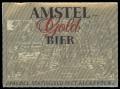 Amstel Gold Bier - Squarely Label