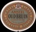 Amstel Oud Bruin - Oval Label