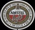 Amstel Light - Oval Label