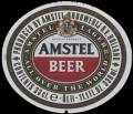 Amstel Light - Oval Label - Export Sweden