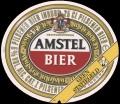 Amstel Light - Oval Label - Geen Statiegeld