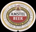 Amstel Light - Oval Label - Export to Greece