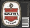 Bavaria Oud Bruin - Squarely Label with barcode