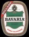 Bavaria Pilsner Export Italy - Oval Label