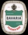 Bavaria Pilsner Bier - Oval Label
