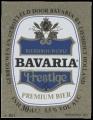Bavaria Prestige Premium Bier - Squarely Label