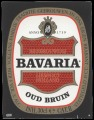 Bavaria Oud Bruin - Oval Label