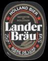 L�nder Br�u - Oval Label