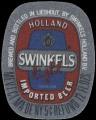 Swinkels Light Export USA - Oval Label