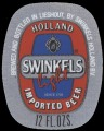 Swinkels Light - Oval Label