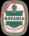 Bavaria Biere Olandese - Oval Label