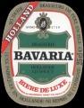 Bavaria Biere de Luxe - Oval Label