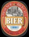 Bier Coop - Oval Label