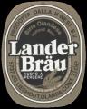 Lander Br�u - Oval Label