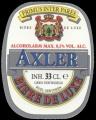 Axler - Primus Inter Pares - Oval Label