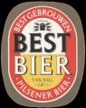 Best Bier - Oval Label