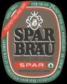 Spar Br�u - Oval Label