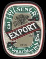 Export - Oval Label