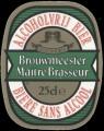 Brouwmeester Maitre Brasseur - Oval Label