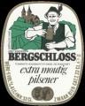 Bergschloss Extra Moutig Pilsener - Oval Label