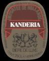 Kanderia - Oval Label