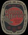 Golden Harvest Export Beer - Oval Label