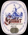 Guilder Imported Beer - Oval Label