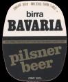 Birra Bavaria - Oval Label