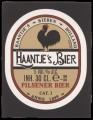 Haantjes Bier - Squarely Label