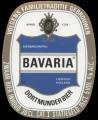 Bavaria Dortmunder Beer - Oval Label