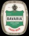 Bavaria Lager Beer - Oval Label