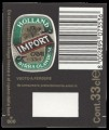 Export - Backlabel with barcode