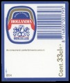 Hollandia - Backlabel with barcode