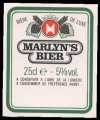 Marlyns Bier - Backlabel without barcode