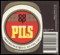 Coop Pils - Backlabel with barcode