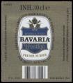 Bavaria Prestige - Backlabel with barcode
