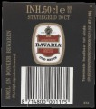 Bavaria Oud Bruin - Backlabel with barcode