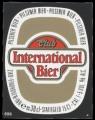 International Bier - Squarely Frontlabel