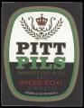 Pitt Pils - Squarely Frontlabel