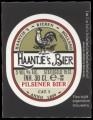 Haantjes Bier - Squarely Frontlabel