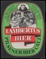 Lambertus Bier - Squarely Frontlabel